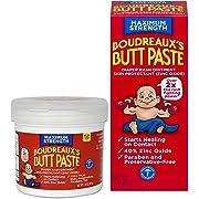 Boudreaux's Butt Paste Diaper Rash Ointment| Maximum Strength | 14 Oz and 2 Oz