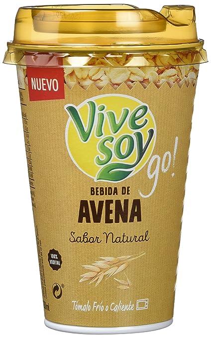 Vivesoy Go - Bebida de Avena - 200 ml