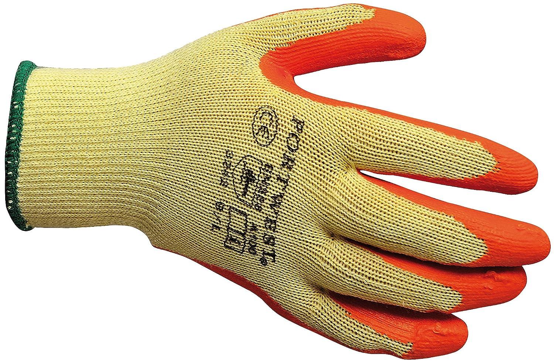 Portwest A109ORRXLA - X-large maglia lattice guanti della presa - arancione (1 coppia)