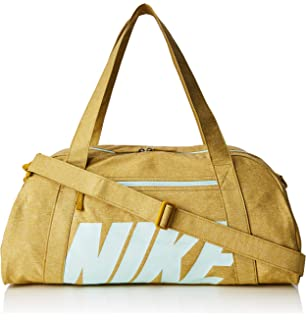 eff47c7e1c Nike W NK Team Duffle, Sac à main Femme, Noir Black/White, 24x15x45 ...