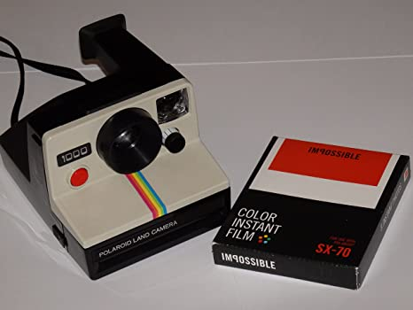 Fun de Pack # # Polaroid País 1000 Camera Incluye un nuevo ...