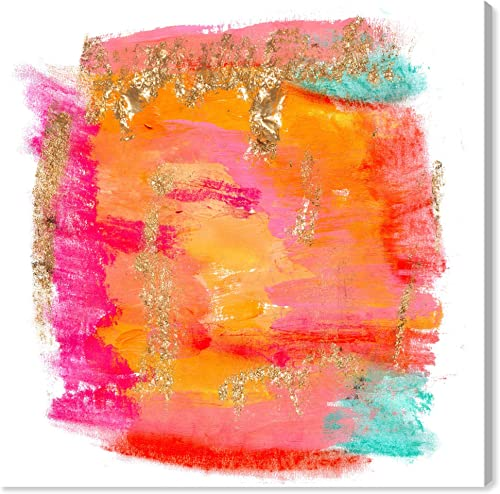 The Oliver Gal Artist Co. Abstract Wall Art Canvas Prints 'New Yorker