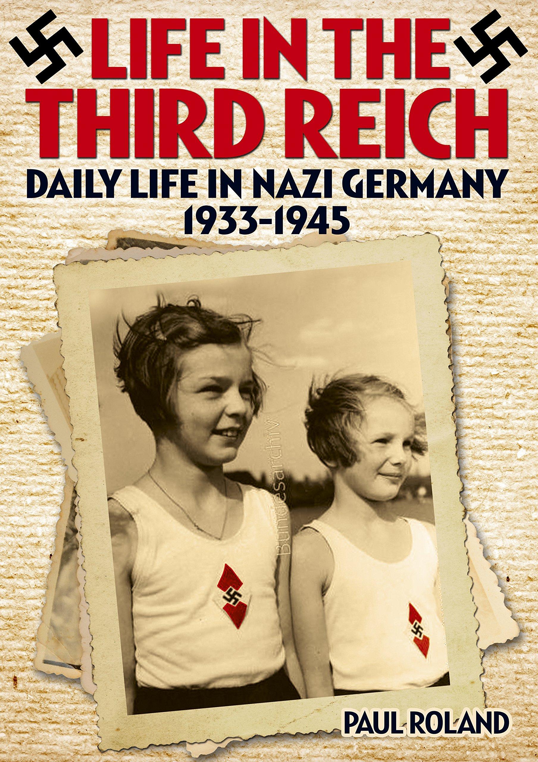 Third Reich Ideal Nazy Girls Picture.