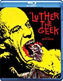 LUTHER THE GEEK [Blu-ray] [Import]