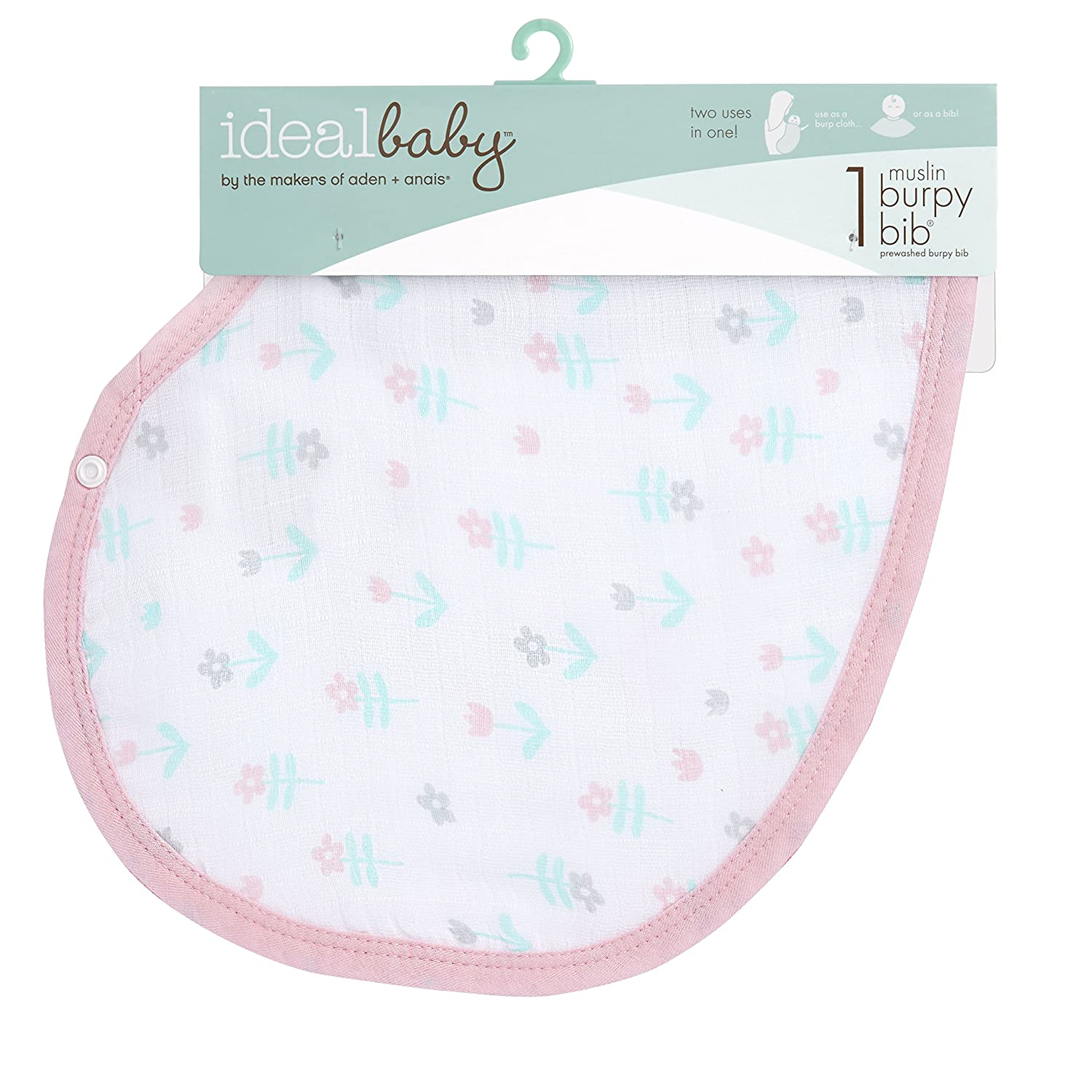 Dreamy ideal baby by the makers of aden anais burpy bib