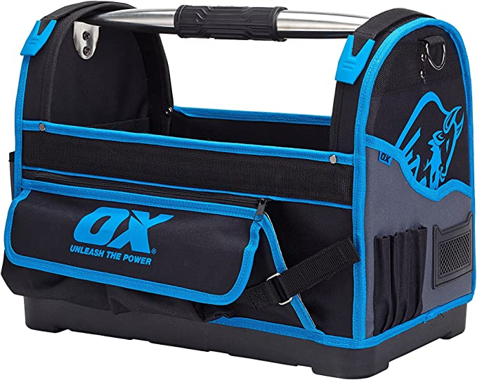 Ox Pro Open Tool Toe Bag 450mm
