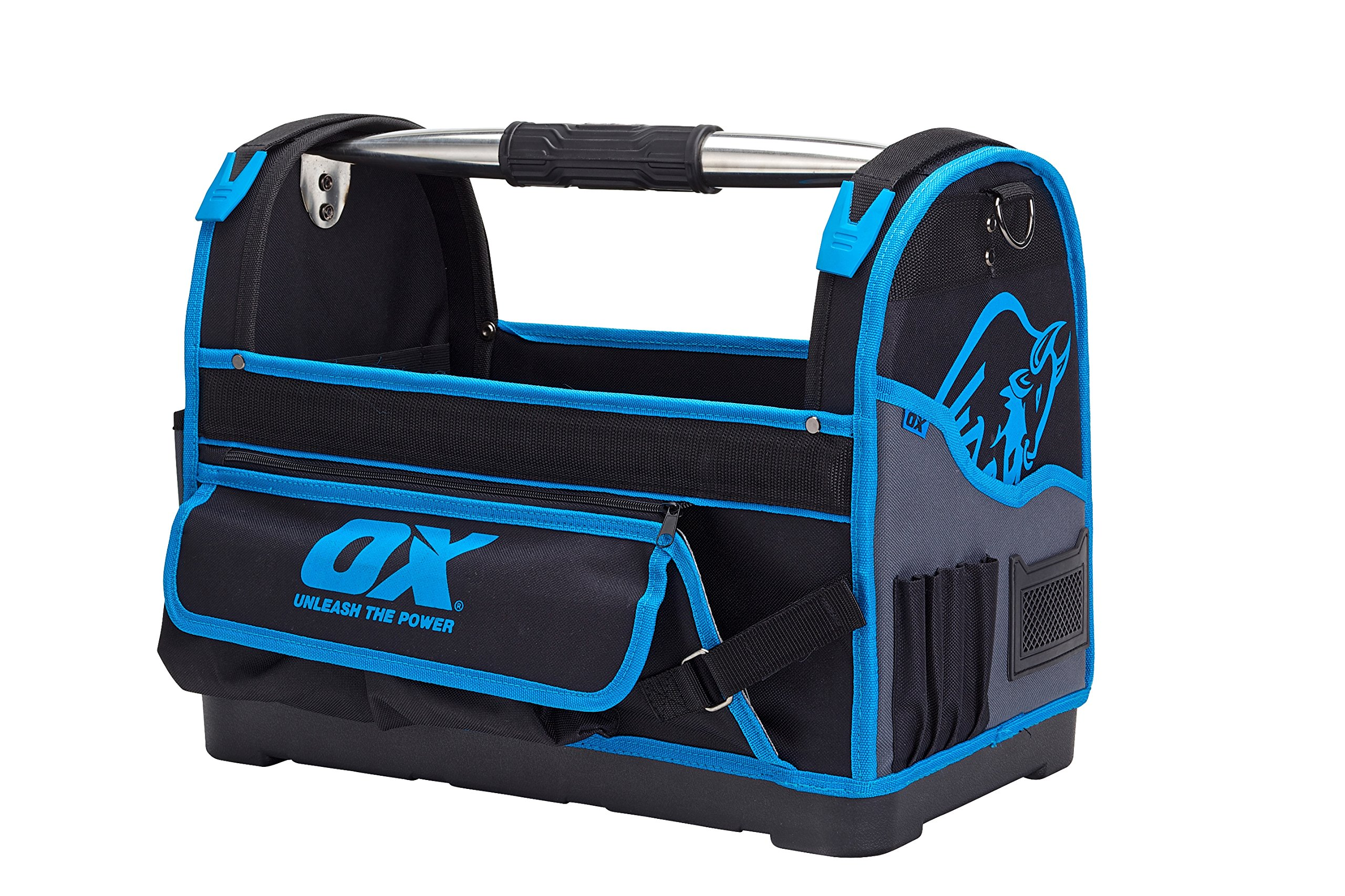 Ox Pro Open Mouth Tool Tote Bag Ox-P262618 by OX Tools by OX Tools