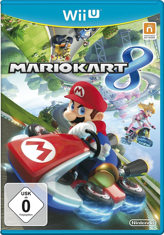 Nintendo Mario Kart 8, Wii U - Juego (Wii U, Wii U, Racing, E ...