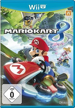 Nintendo Mario Kart 8, Wii U - Juego (Wii U, Wii U, Racing, E (para ...
