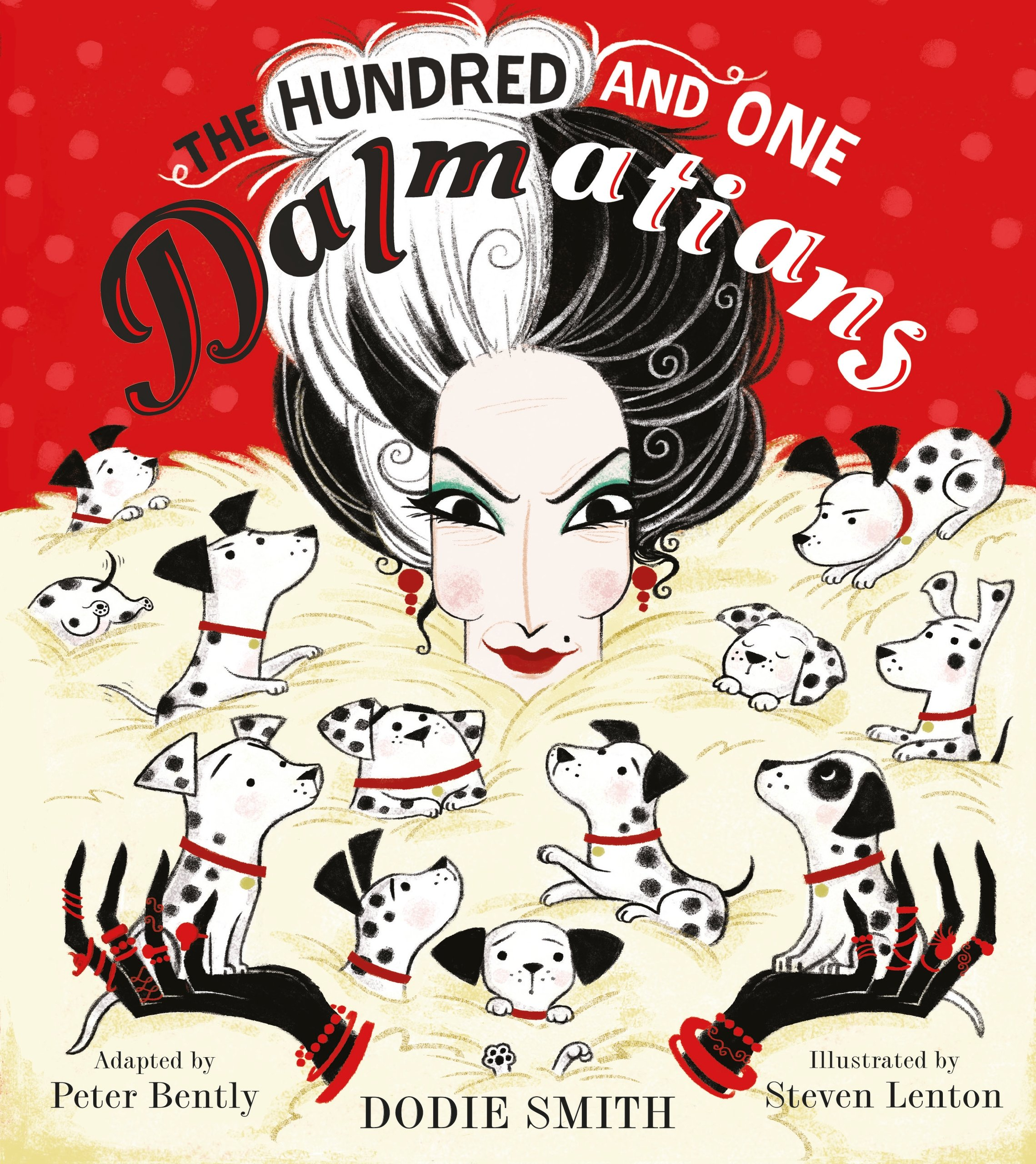 Image result for the hundred and one dalmatians peter bently