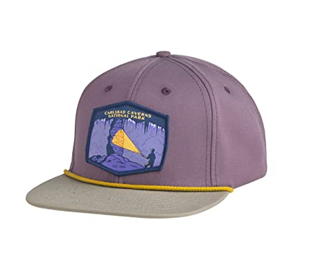 35d72d734afa9a Image Unavailable. Image not available for. Color: Sendero Provisions Co.  Carlsbad Caverns National Park Hat ...