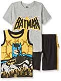 Warner Brothers Boys' Little Batman 3 Piece Short