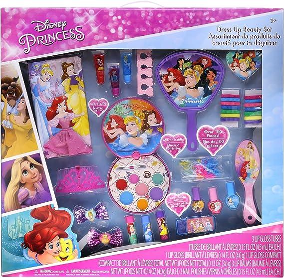 Townley Girl Set de cosméticos Princess Disney con esmalte de uñas ...