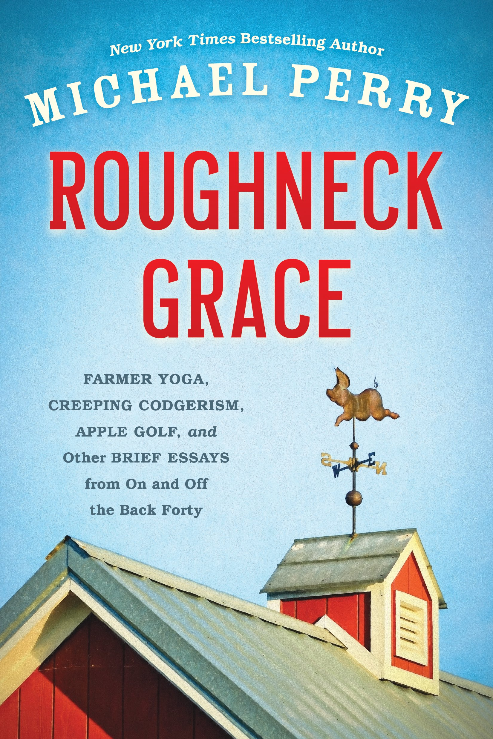 roughneck grace farmer yoga creeping codgerism apple golf and roughneck grace farmer yoga creeping codgerism apple golf and other brief essays from on and off the back forty michael perry 9780870208126