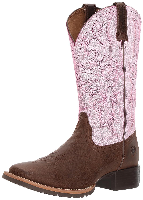 Ariat Women's Hybrid Rancher Work Boot B01NAXD26B 8.5 B(M) US|Barnwood