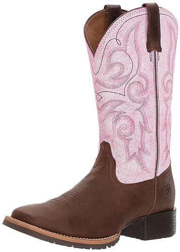 355ba7443e0 ARIAT Women's Hybrid Rancher Work Boot