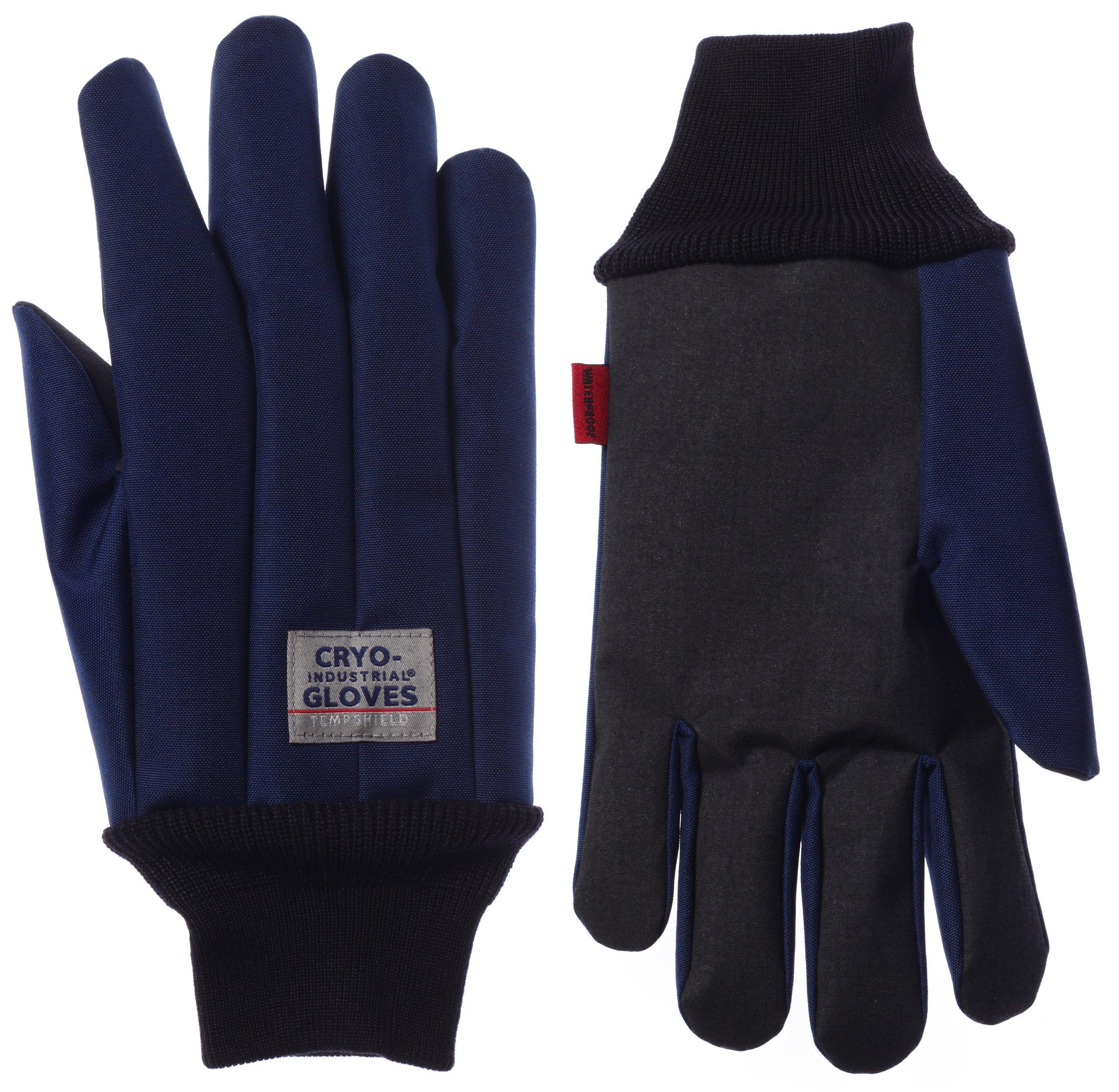 Tempshield TEMCG Cryo-Industrial Glove, Wrist Length, Cryogenic, XL (Pack of 1)