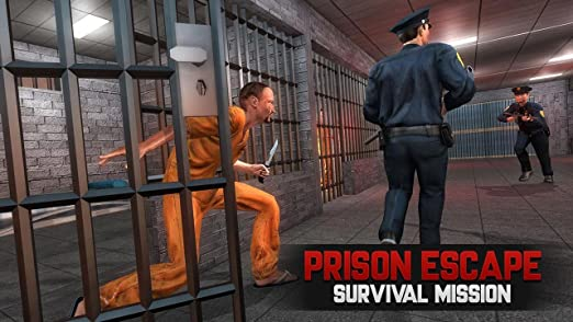 Amazon.com: Police Chase Vegas Criminal Jail breakout Hard Time Mission : Alcatraz Prison Escape Survival Game For Kids Free: Appstore for Android