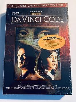 The Da Vinci Code - 3 Disc DVD by Ron Howard Film: Amazon.es ...