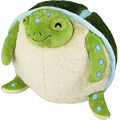 "Squishable / Sea Turtle Plush - 15"": Toys & Games"