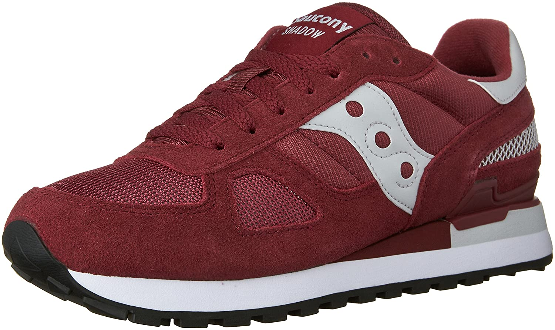 5924d6a42216 Saucony Men s Shadow Original Low-Top Sneakers  Amazon.co.uk  Shoes ...