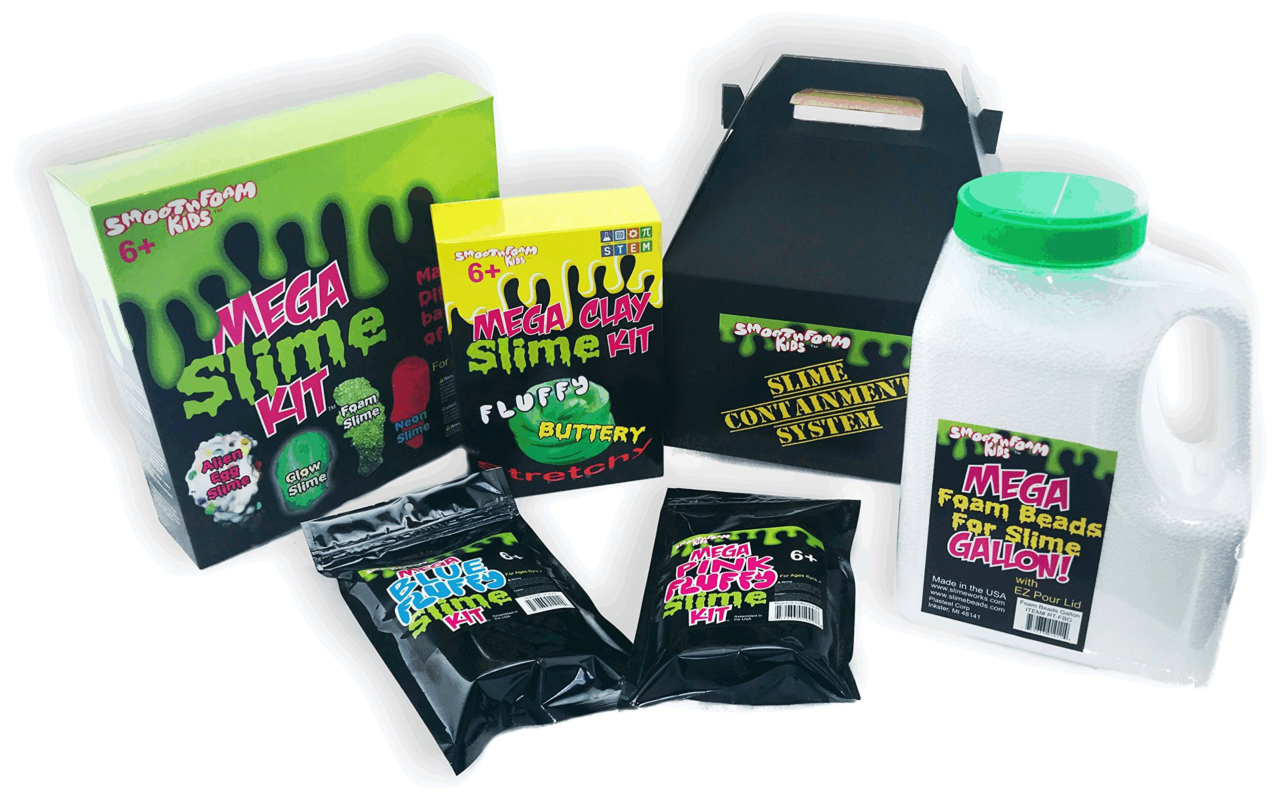 Smoothfoam Kids Ultimate Slime Kit by Smoothfoam Kids