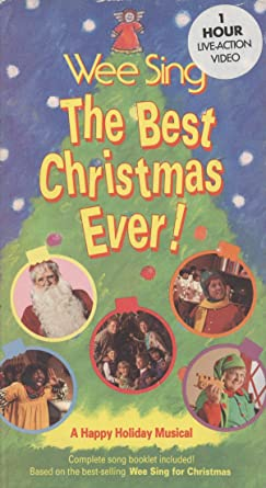 wee sing the best christmas ever a happy holiday musical vhs - Best Christmas Movies Ever