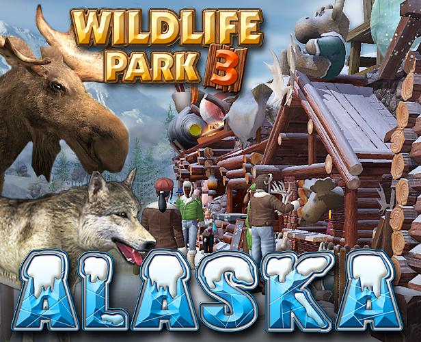 Wildlife Park 3 - Alaska (DLC) [Online Game ()