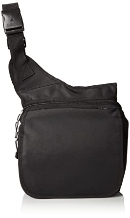 Amazon.com | Everest Messenger Bag - Large, Black, One Size ...