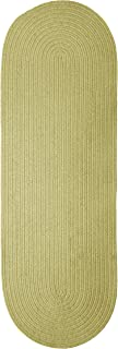 product image for Spring Meadow Rug, 2 by 4-Feet, Sprout Green