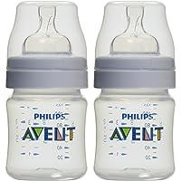 Philips Avent SCF560/27 Pack de 2 Biberones Clásicos de 125 ml