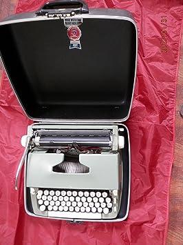 SCM Smith Corona Pendientes de máquina de escribir Super: Amazon.es: Electrónica