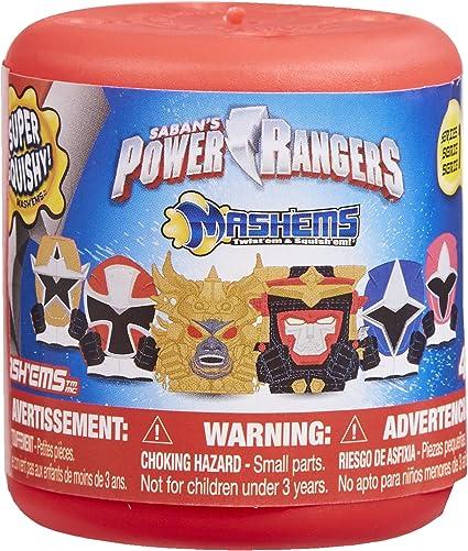 Amazon.com: Power Ranger – Mash ems paquete individual ...