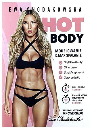 Ewa Chodakowska: Hot Body DVD IMPORT No hay versión española ...