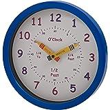 203372ff52c7 Viceni Limited Unity - Reloj de Pared para niños Henley  Aprende Las Horas