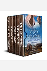 Lipstick and Lead Box Set Books 5-9: Lipstick and Lead - They Always Get Their Man! Kindle Edition