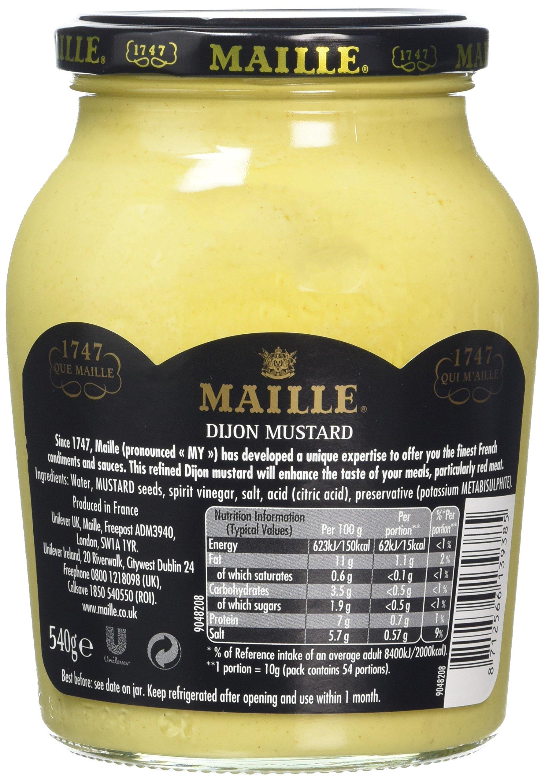 Maille Dijon Mustard (540g)