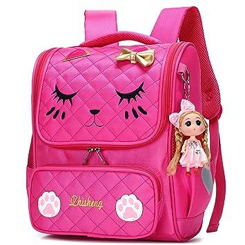 Waterproof Princess School Backpacks for