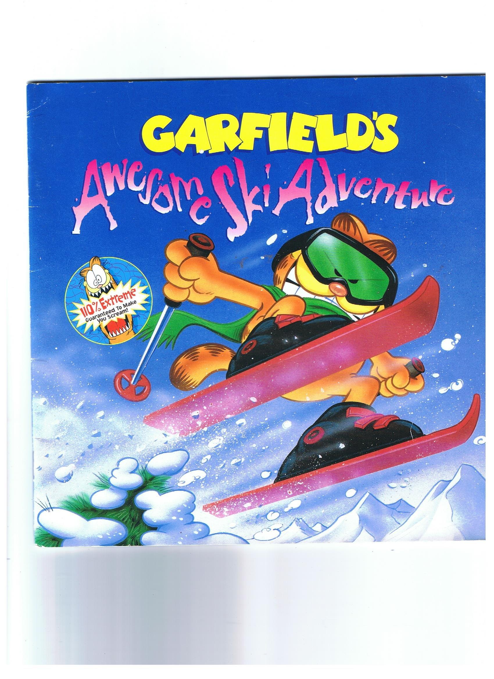 Garfield's Amazing Ski Adventure (Garfield (Unnumbered)) PDF