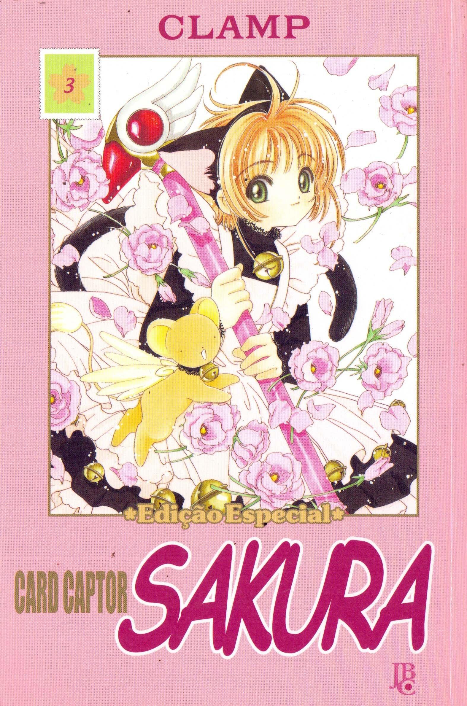 Card Captor Sakura- Vol.3 - Edicao Especial: Vários Autores ...