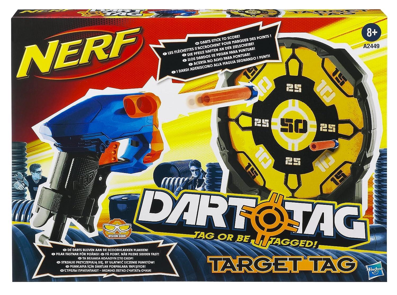 Nerf Dart Tag - Target Tag Set [UK Import]