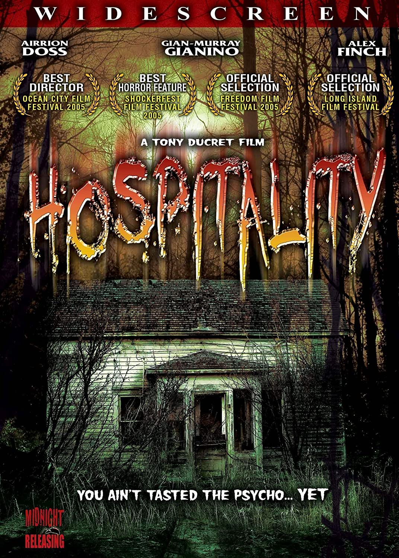 Hospitality [Edizione: Stati Uniti] [USA] [DVD]: Amazon.es: Cine y ...