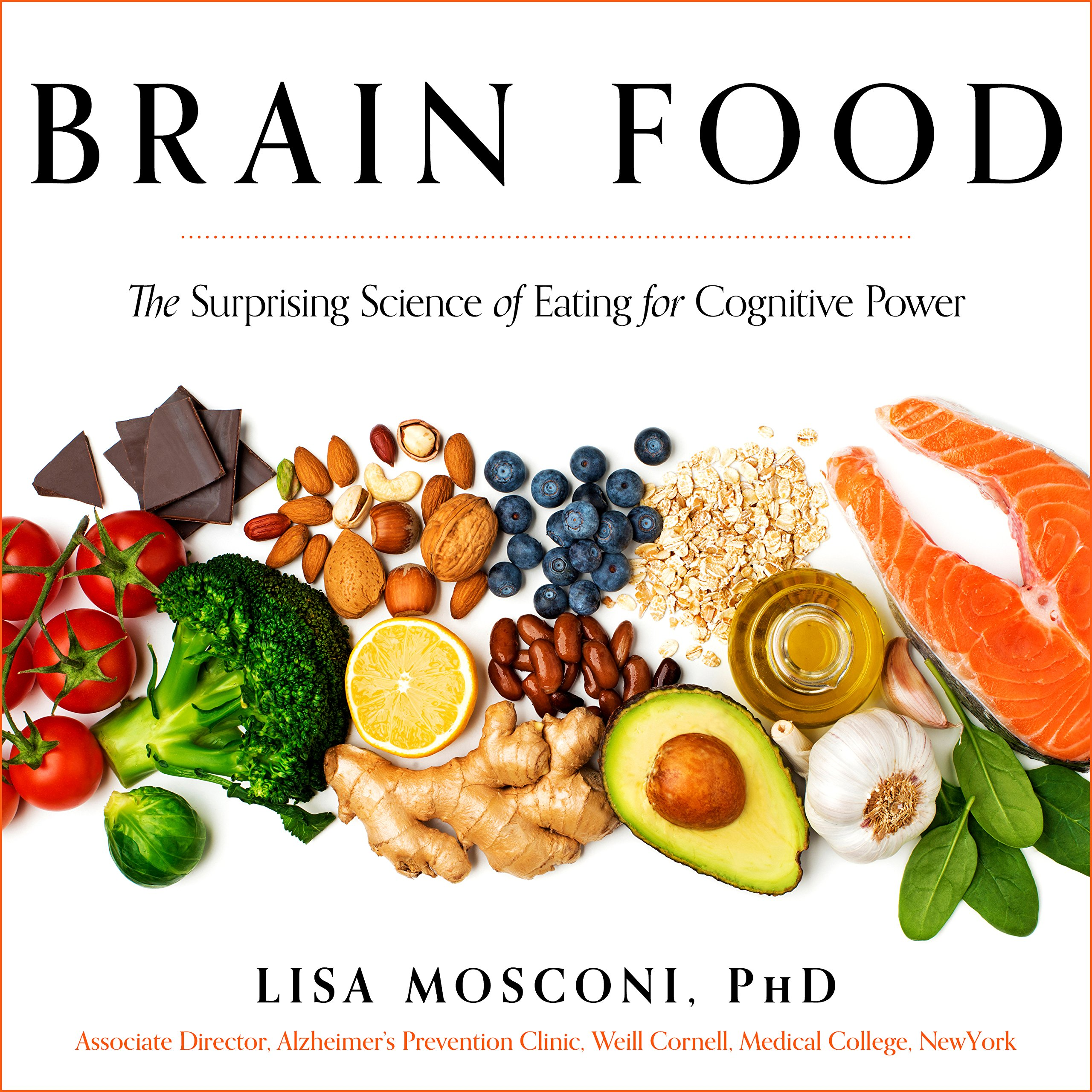 Brain as food