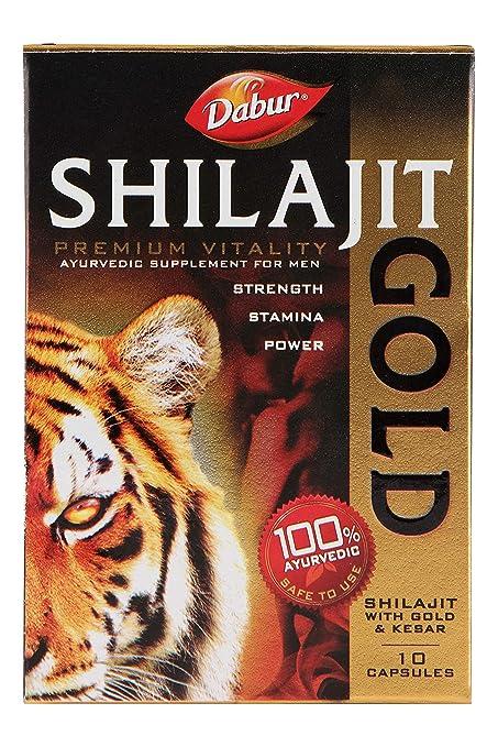 f060124f0b8 Buy Dabur Shilajit Gold for Strength