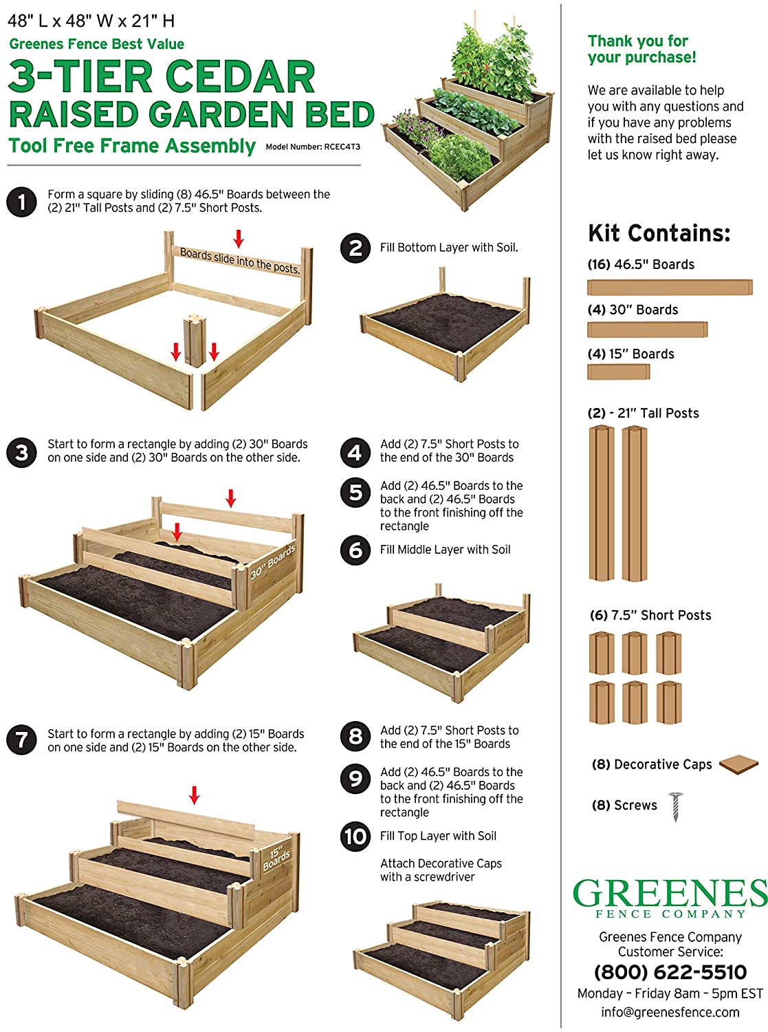 around for rabbit bed deer proofing greenes beds raised fences lawsonreport fence garden fencing greene