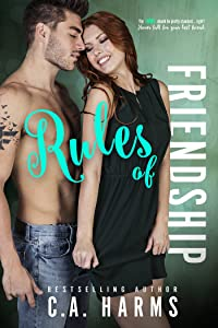 Rules of Friendship: Friends-to-Lovers Standalone Romance Novel
