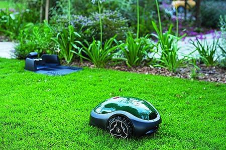 Robomow PRD9000YG Robot cortacésped, Funcionamiento automático ...