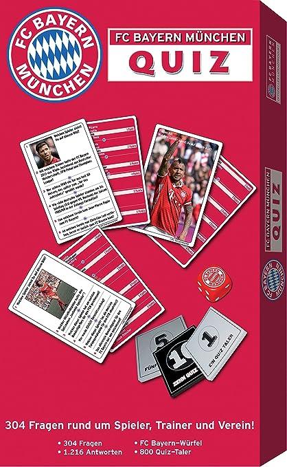 Teepe 29495 Fc Bayern München Quiz