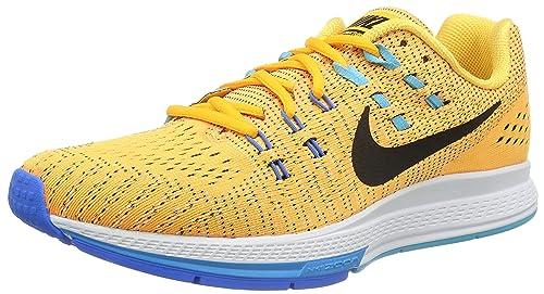Nike Air Zoom Structure 19, Zapatillas de Running para Hombre, Naranja (Laser Orange/Blk-PHT GMM Bl), 41 EU: Amazon.es: Zapatos y complementos