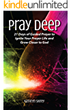 Pray Deep: Ignite Your Prayer Life in 21 Days (Pray Deep Guided Prayer Journals) (English Edition)